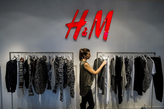 HT H&M raising prices