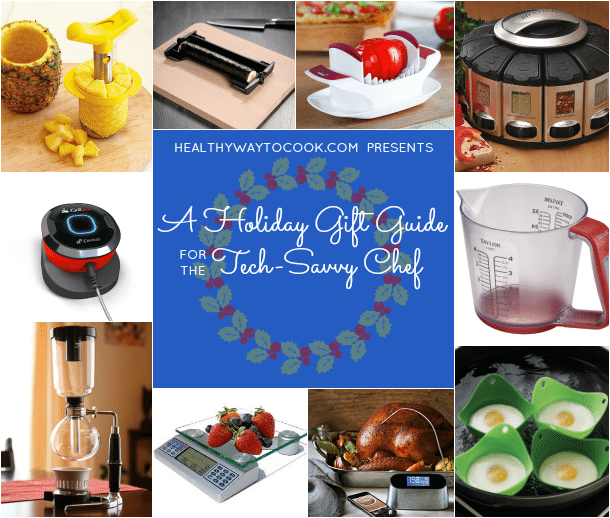 Healthy Way To Cook Gift Guide Kitchen Cooking Gadgets